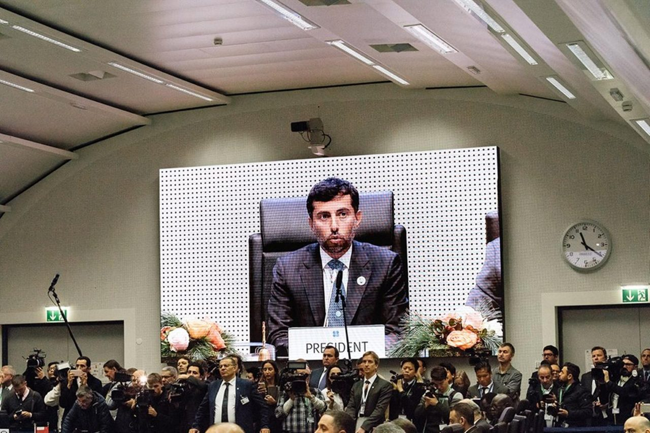 OPEP publica cuotas de recortes de producción hasta junio
