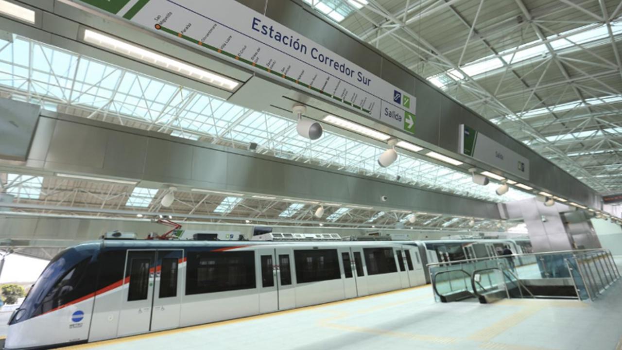 Metro de Panamá abre su línea 2 por Jornada Juvenil