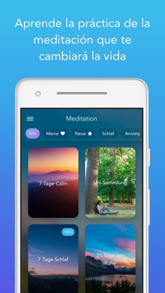 calm sueño app