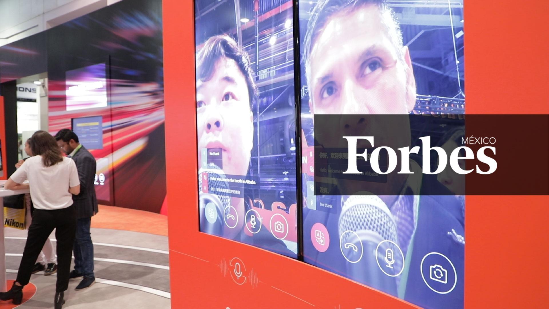 CES2019 | El traductor en tiempo real que prepara Alibaba