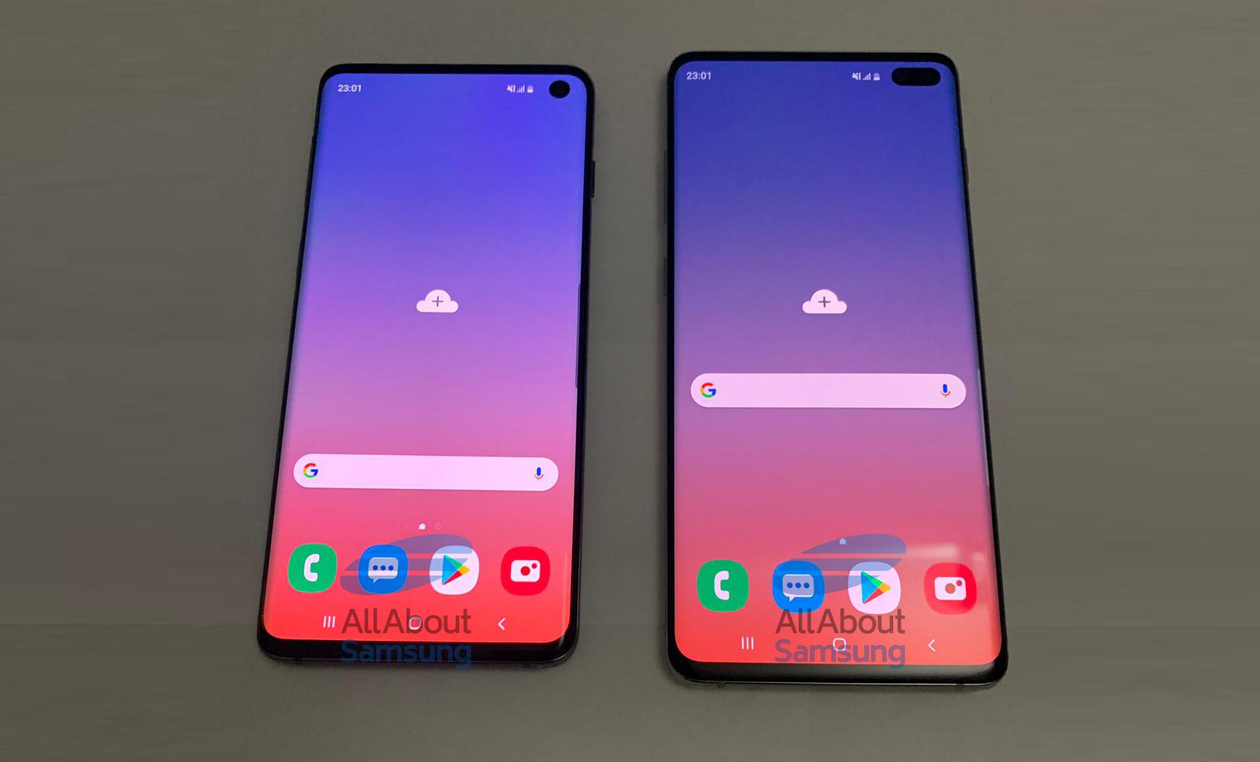 Se filtran nuevos detalles de los esperados Samsung Galaxy S10 y S10+