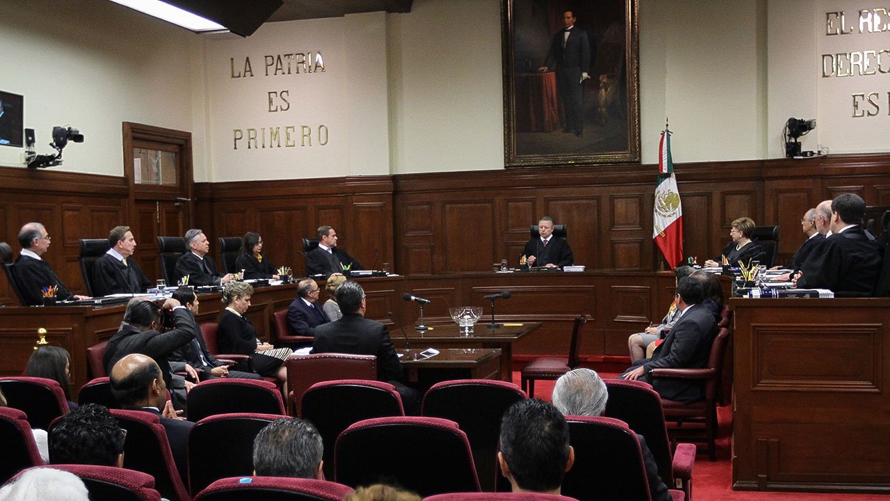 Batallas judiciales que libra el presidente AMLO