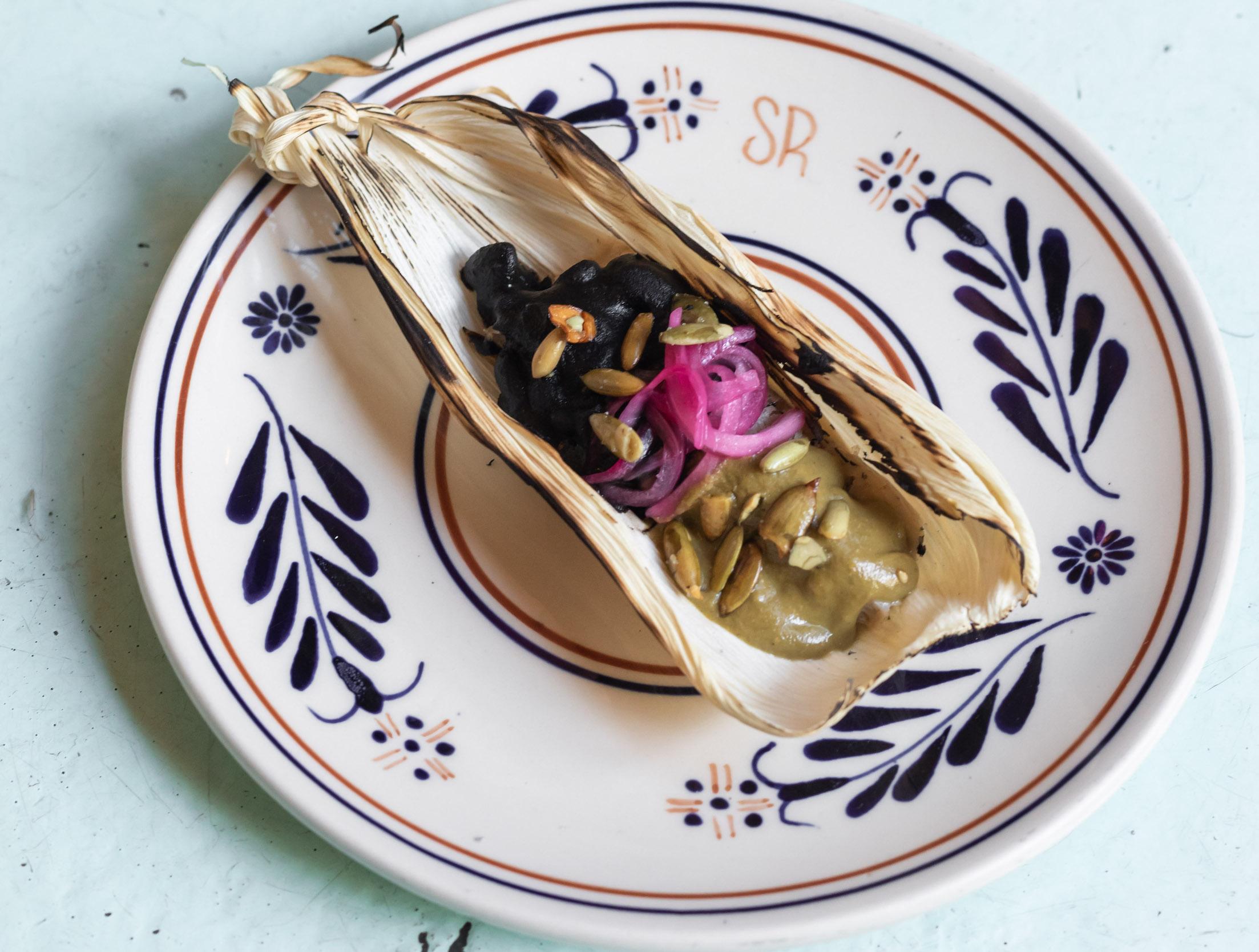 Prueba los tamales de los mejores chefs de México