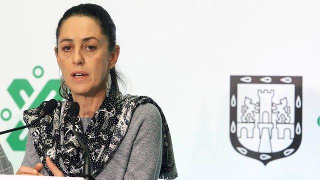 La jefa de Gobierno de la Ciudad de México, Claudia Sheinbaum. Foto: Oscar Ramírez/Notimex.