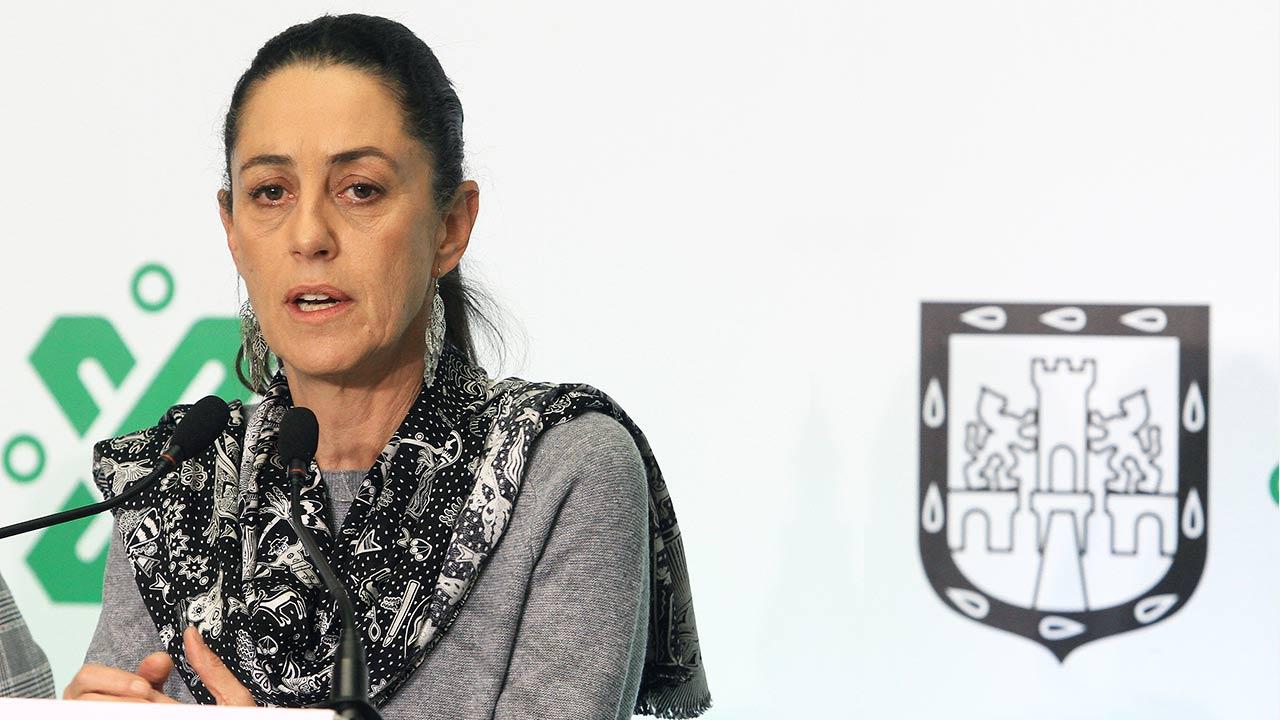 Sheinbaum se retracta tras acusar de provocación a protesta feminista