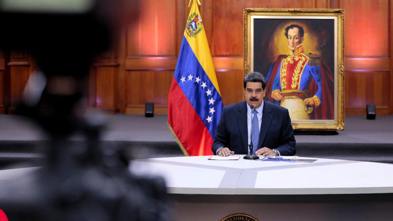 Nicolás Maduro inicia nuevo mandato en una Venezuela en bancarrota