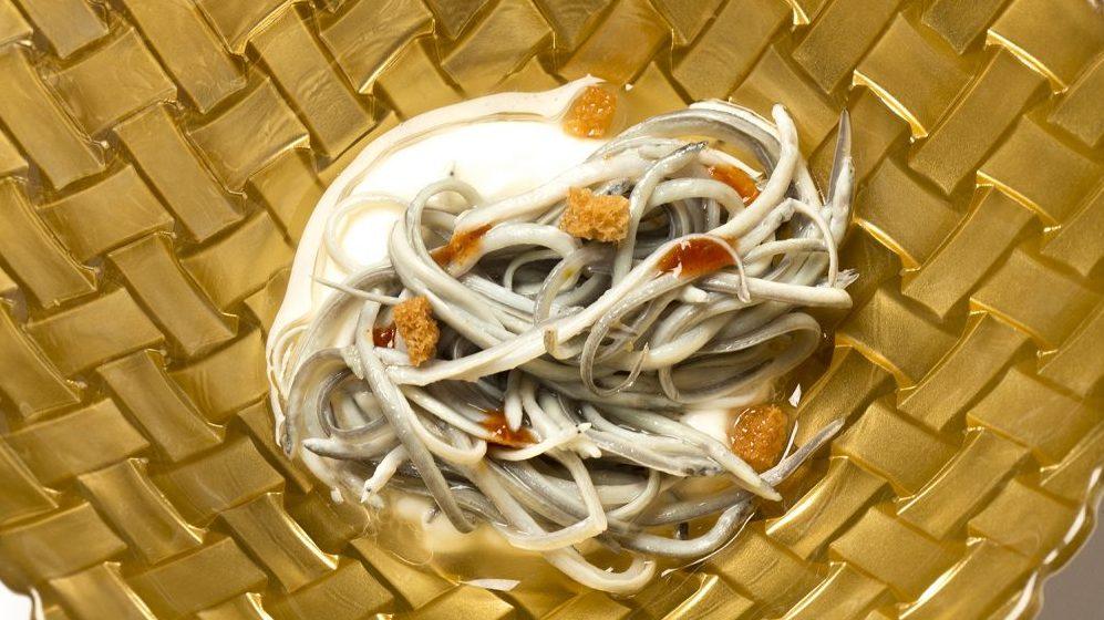 Cinco restaurantes para probar la mejor cocina de mar española