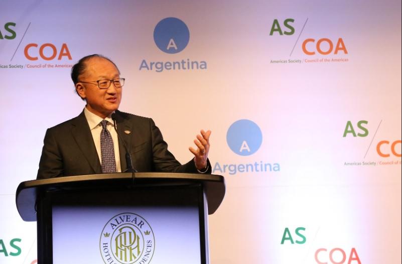 Jim Yong Kim, presidente del Banco Mundial renuncia a su cargo