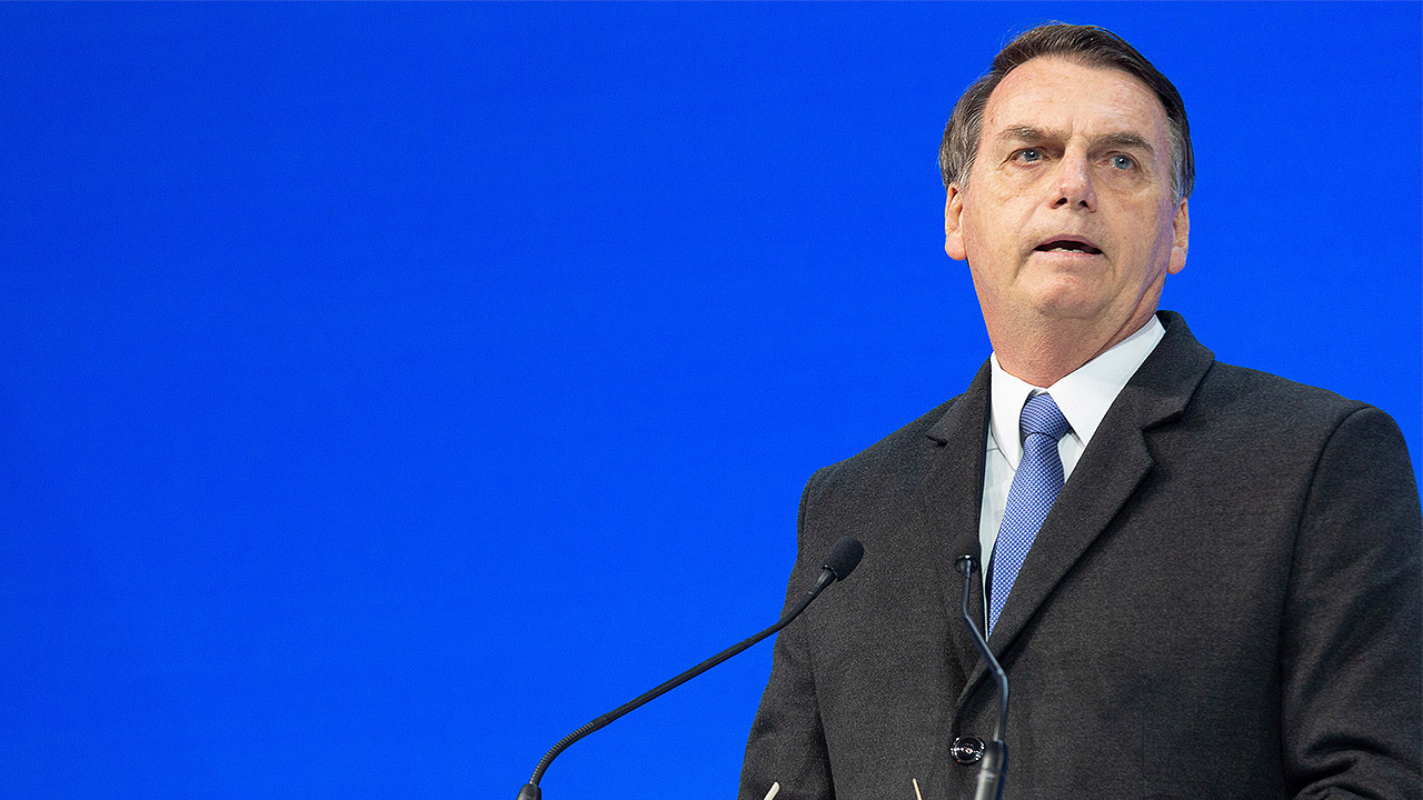 Bolsonaro suma alta desaprobación en sus primeros tres meses