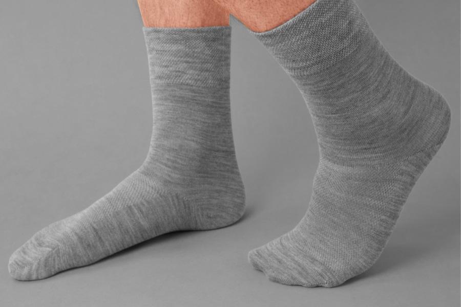calcetines más higiénicos