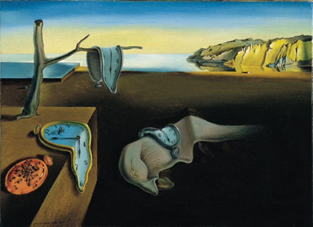 Académico mexicano analiza el lado neurológico de las obras de Dalí