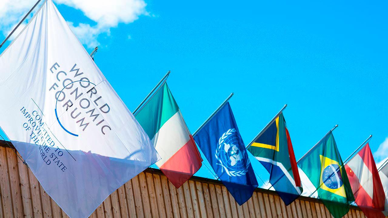 Aun sin AMLO, delegación mexicana es la segunda más numerosa en Davos