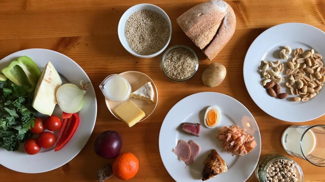 Esta es la dieta ideal para cuidar la salud y el planeta, según científicos