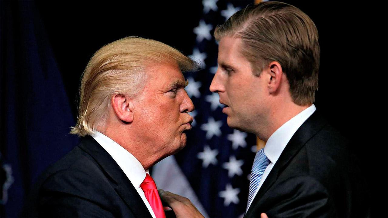 El nuevo escándalo de la fundación del hijo de Trump