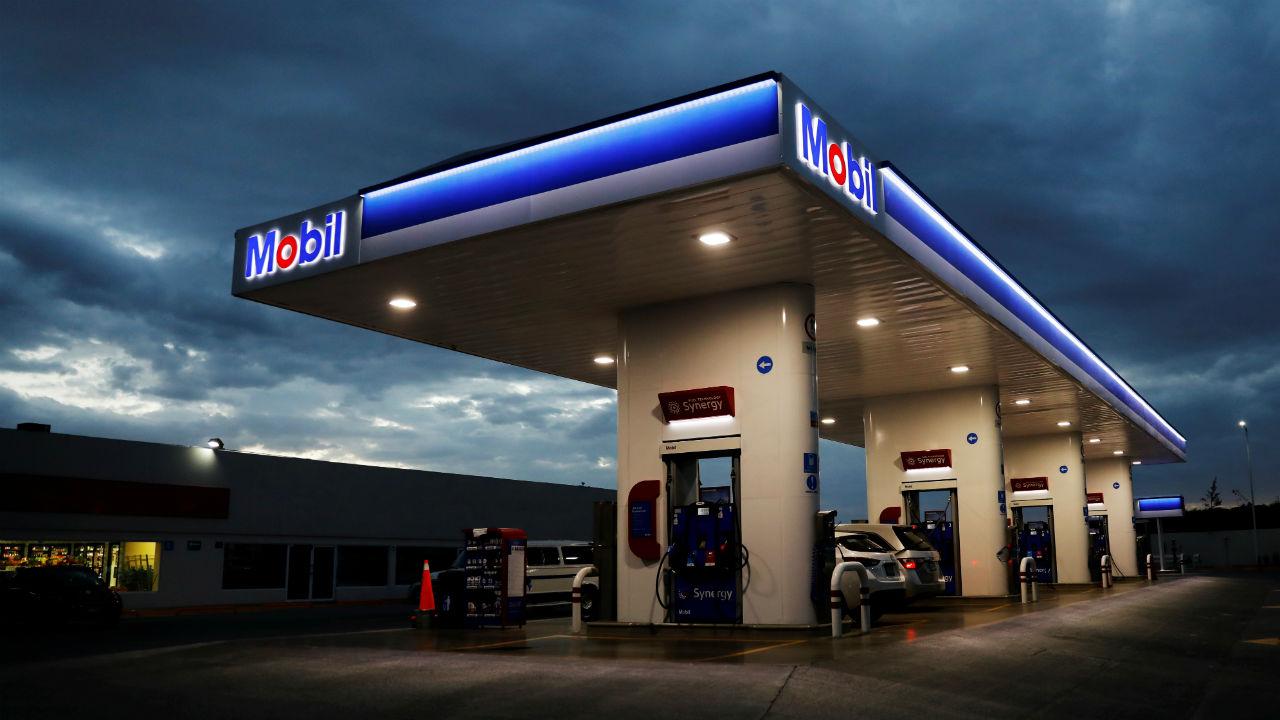 ExxonMobil, el gigante que evitó el desabasto en sus gasolineras