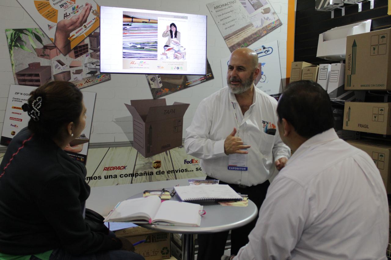 Feria internacional de Franquicias: la grandeza emprendedora en un solo sitio