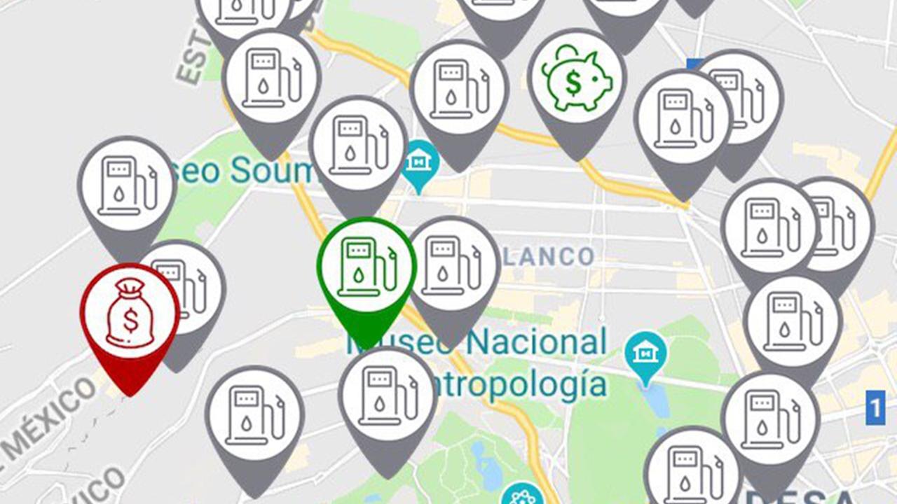 López Obrador pide a la CRE crear plataforma que ya existe: Gasoapp