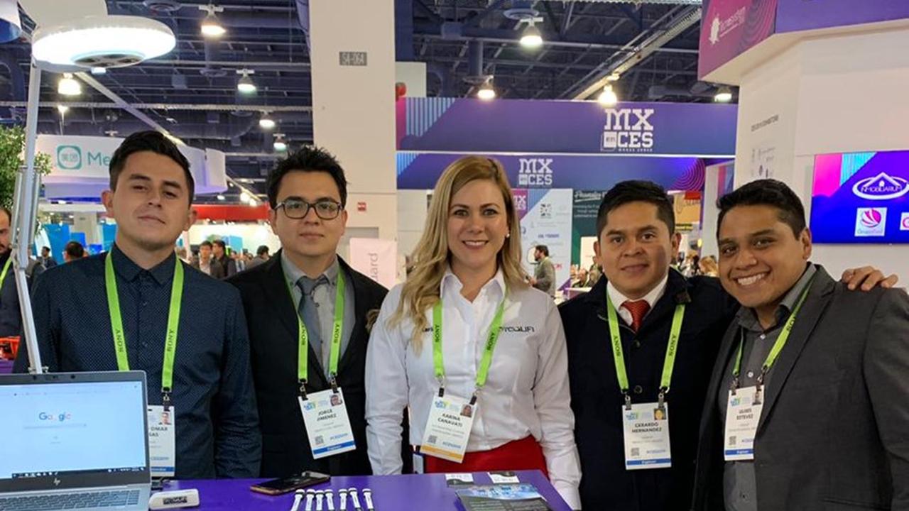 CES 2019 | Gigalifi, la startup mexicana que lleva internet por las redes de luz