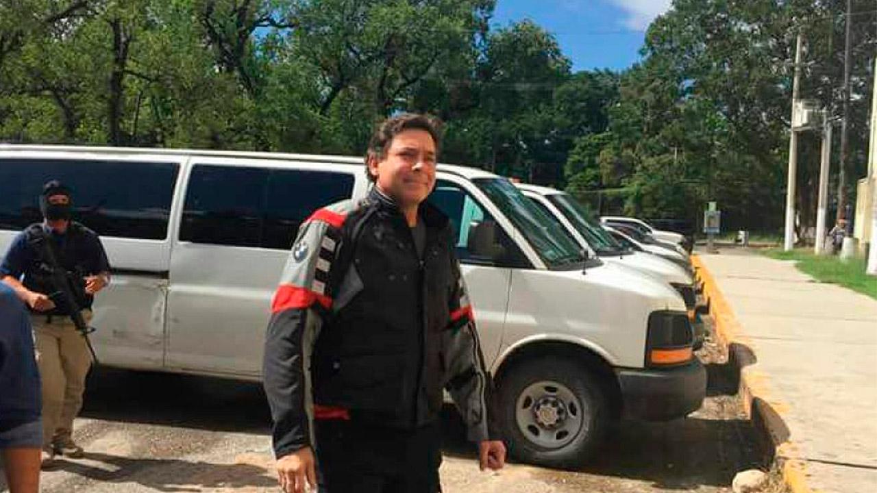 Acusaciones en mi contra son 'falsas e imprecisas': exgobernador Hernández