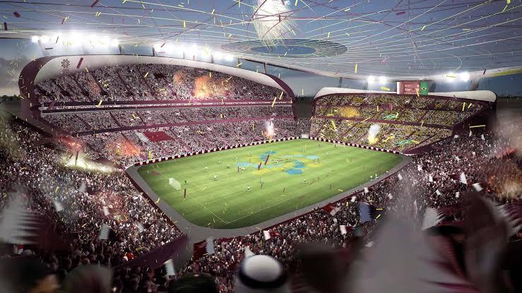 Así lucirá el estadio de la final del Mundial de Futbol Qatar 2022