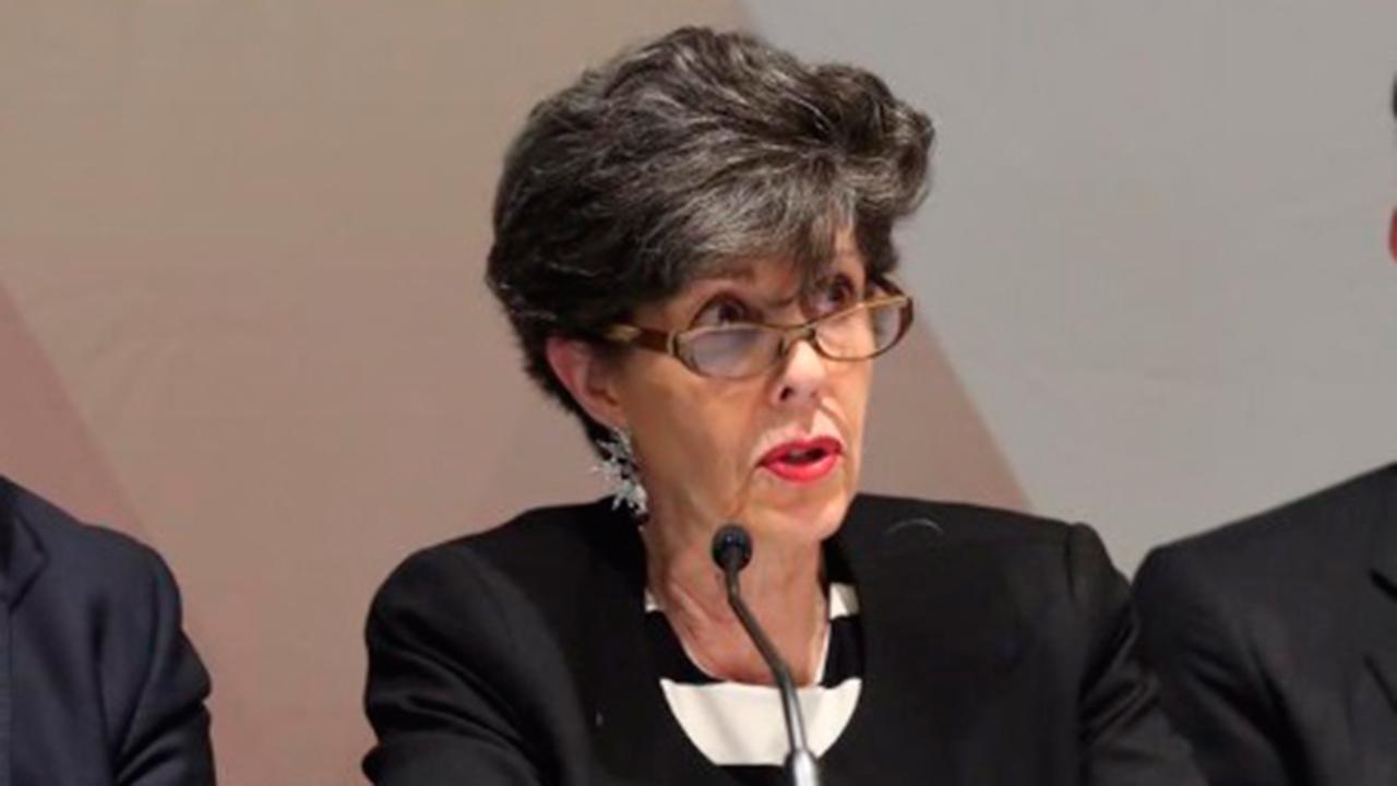 Otálora renuncia a presidencia del Tribunal electoral, pero se queda como magistrada