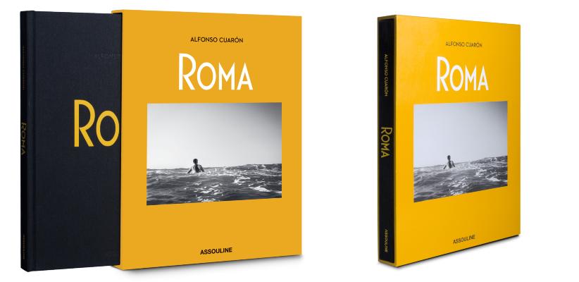 La película 'Roma' se convierte en libro de arte