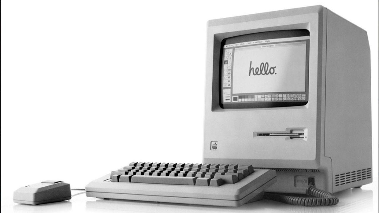 La Macintosh cumple 35 años de haber revolucionado las computadoras