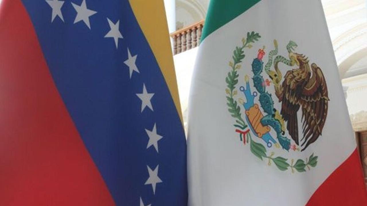 Cancillería mexicana reitera respaldo al gobierno de Nicolás Maduro