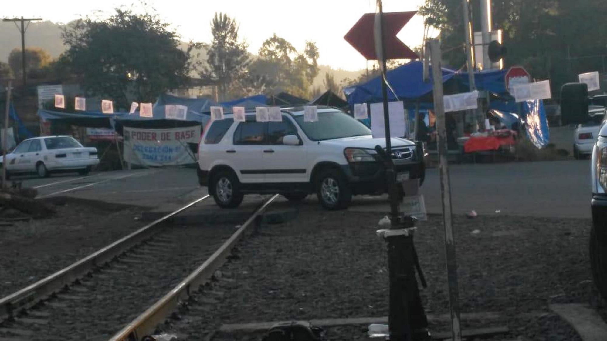 KCSM, en pláticas con el gobierno para evitar más bloqueos ferroviarios