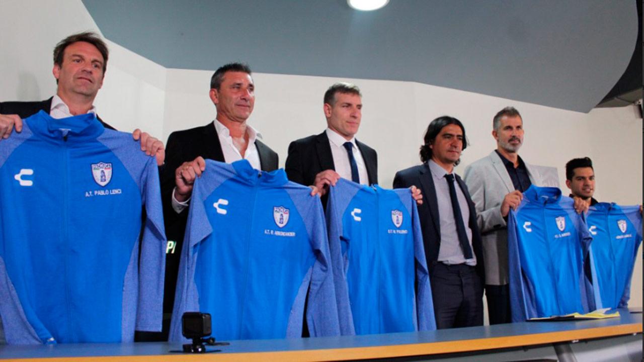 Martín Palermo será el nuevo director técnico del Pachuca