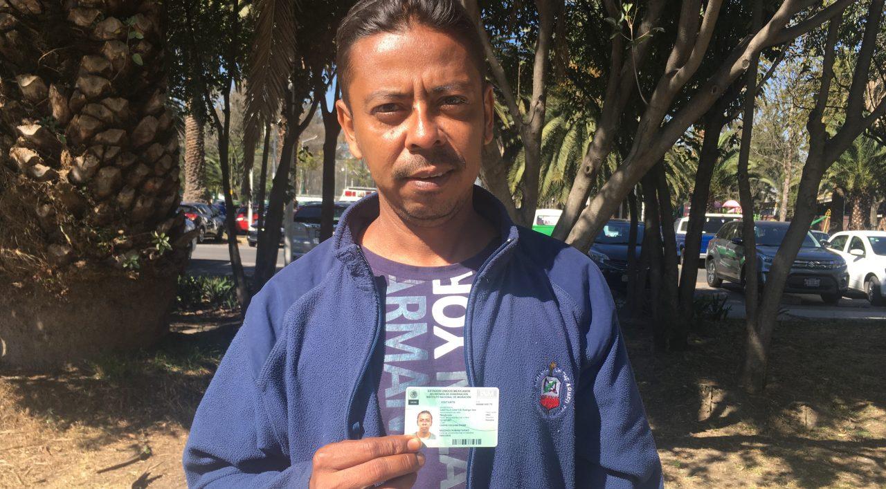 Nueva caravana llega a CDMX mientras Trump devuelve migrantes a Tijuana