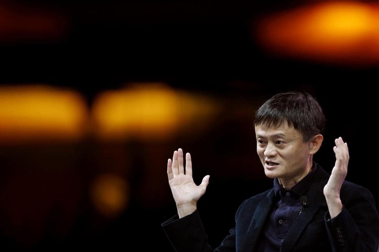 Jack Ma compartió en Davos sus secretos para ser exitoso