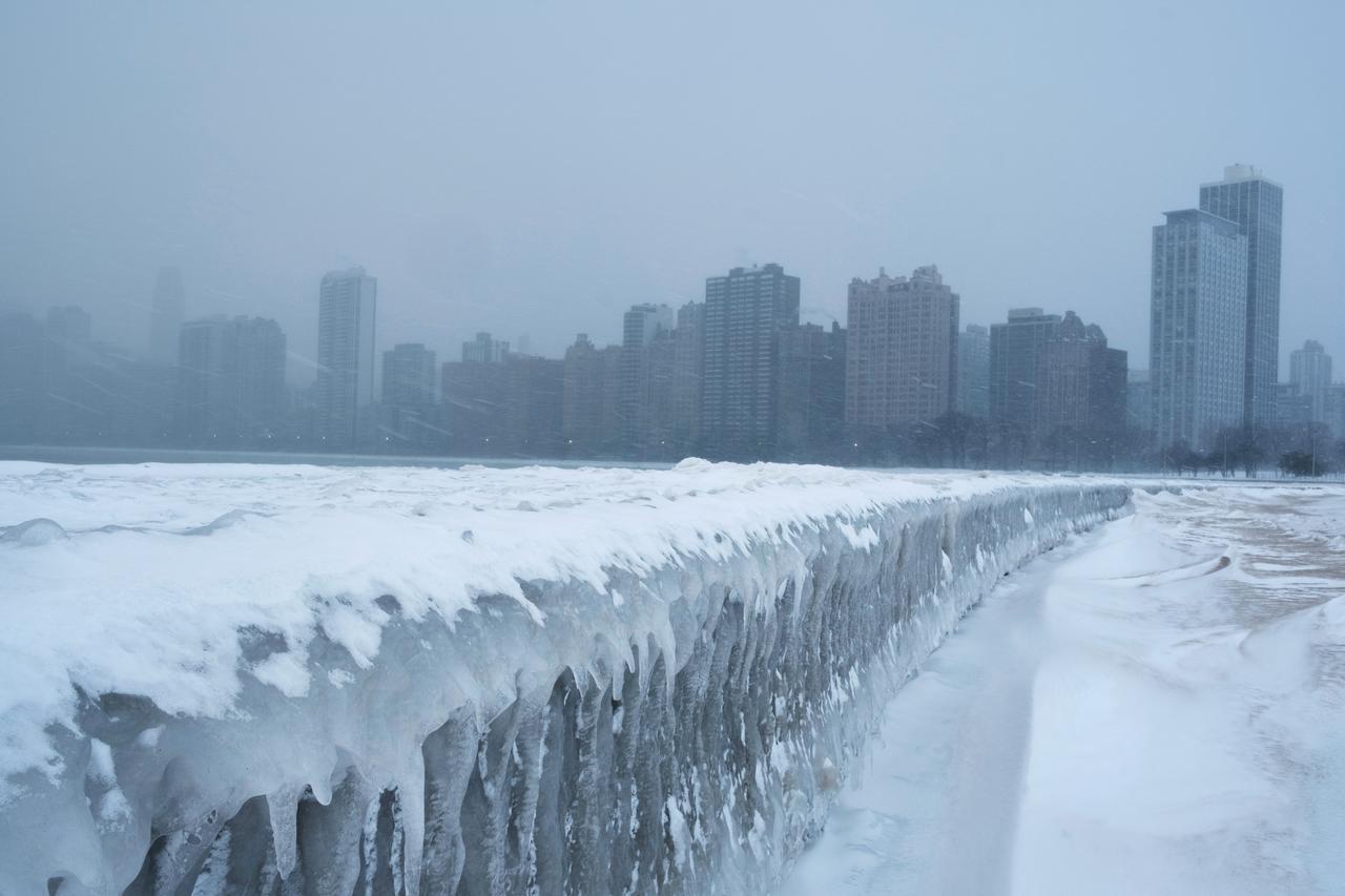 Frío extremo no es por cambio climático, explica UNAM