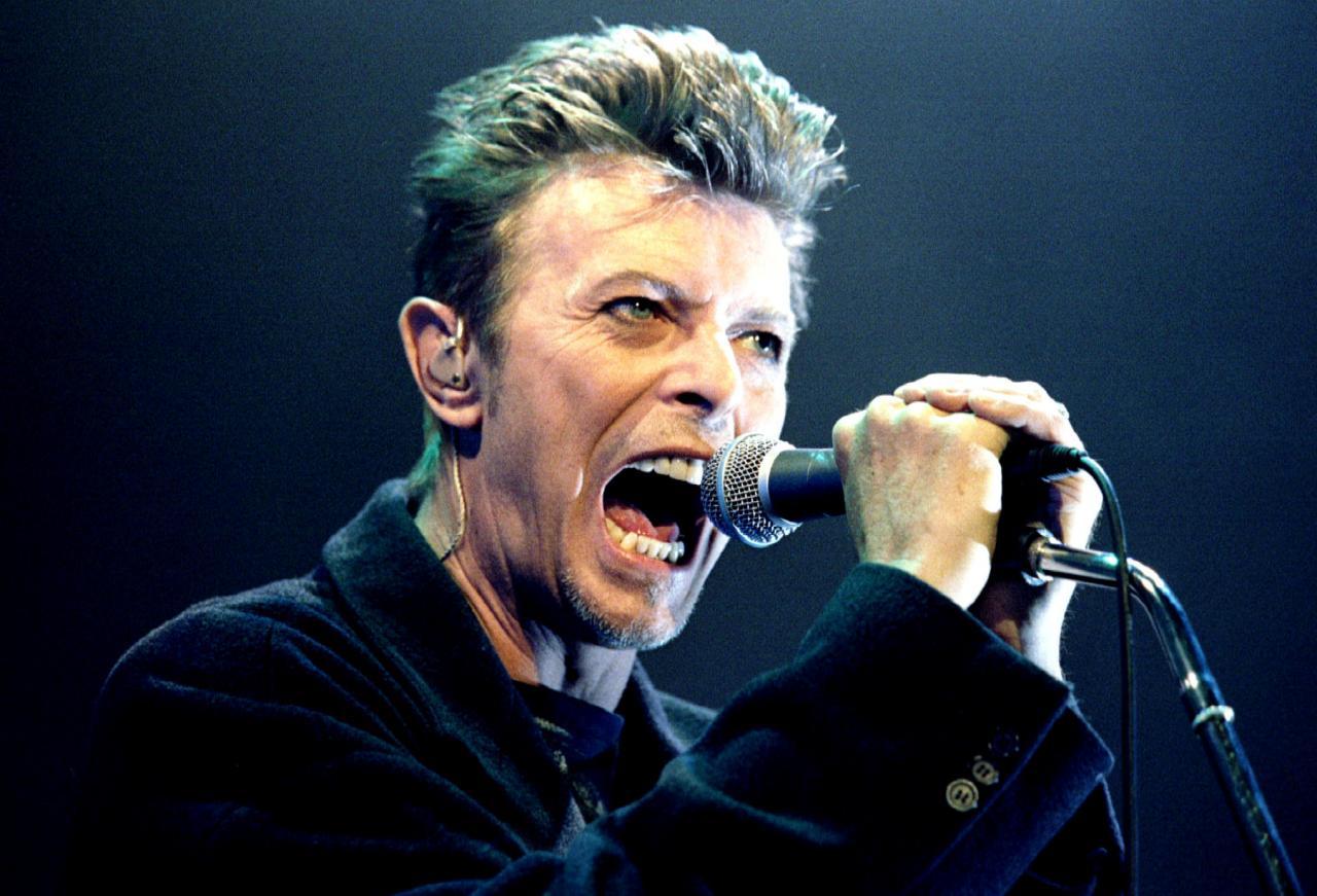La playlist definitiva de David Bowie a 72 años de su nacimiento