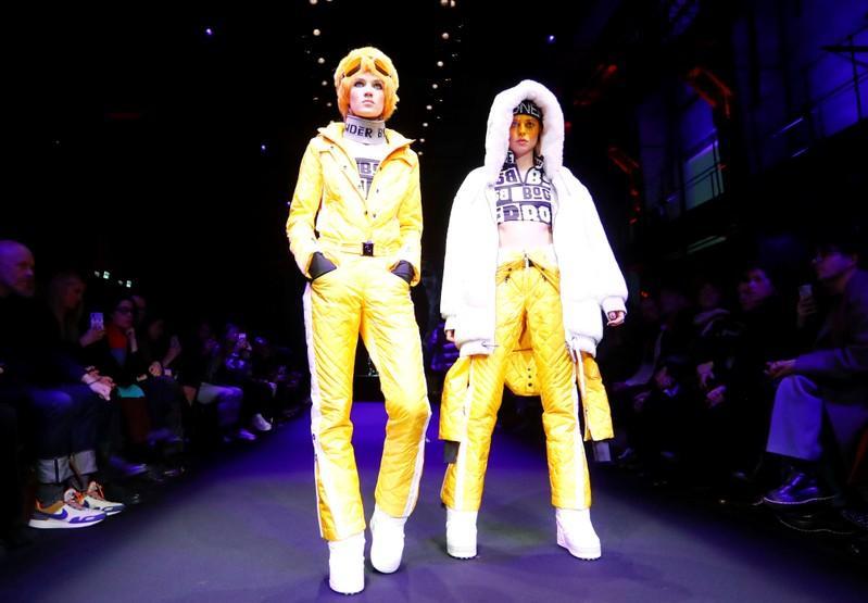 Bogner abre la semana de la moda de Berlín con su 'Alpine Clubbing'