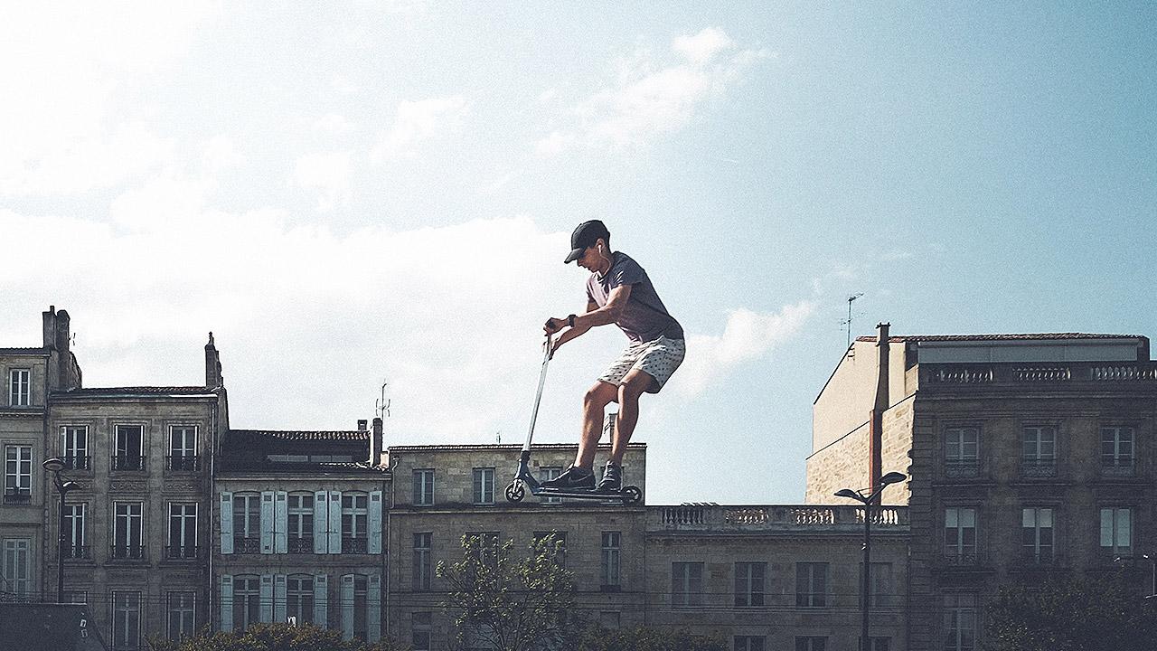 Uso de scooters eléctricos detona el número de accidentes en EU