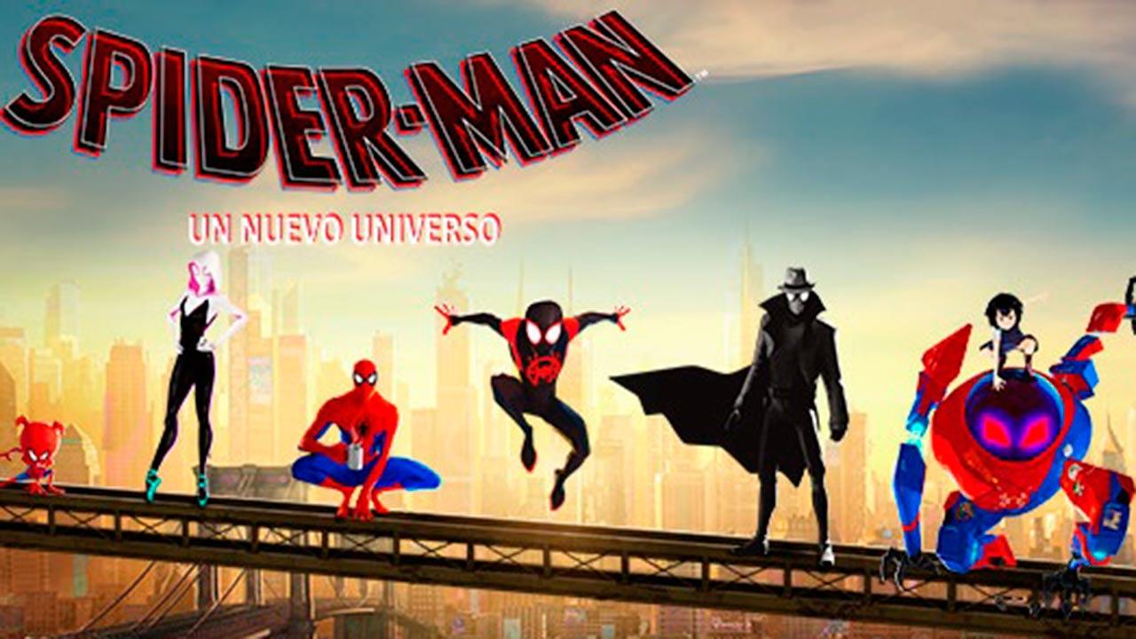 Estos son los jóvenes mexicanos que trabajaron en Spiderman Into The Spider-Verse
