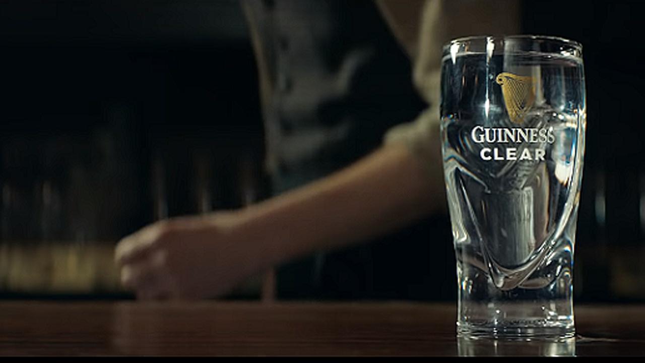 La nueva 'Guinness Clear' te invita a beber de manera responsable