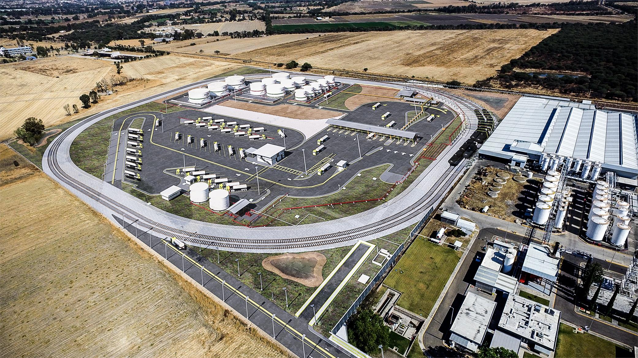 Repsol almacenará gasolina para abastecer ciudades de El Bajío