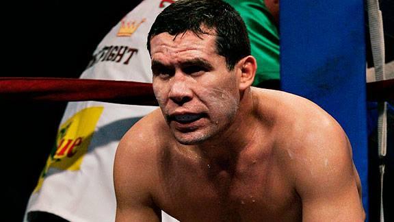 Julio Cesar Chávez regresará del retiro para pelear por Culiacán