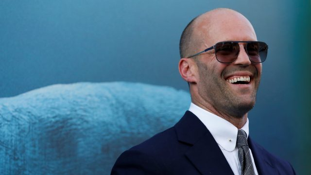 Jason Statham, ídolo de la pantalla grande. Foto Reuters.