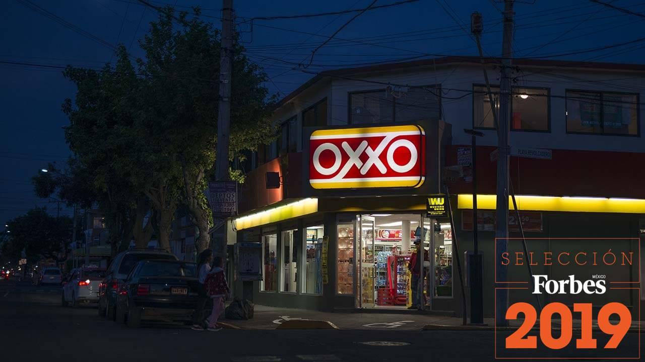 El día en que Grupo Modelo anunció que ya podrá vender sus cervezas en los Oxxo