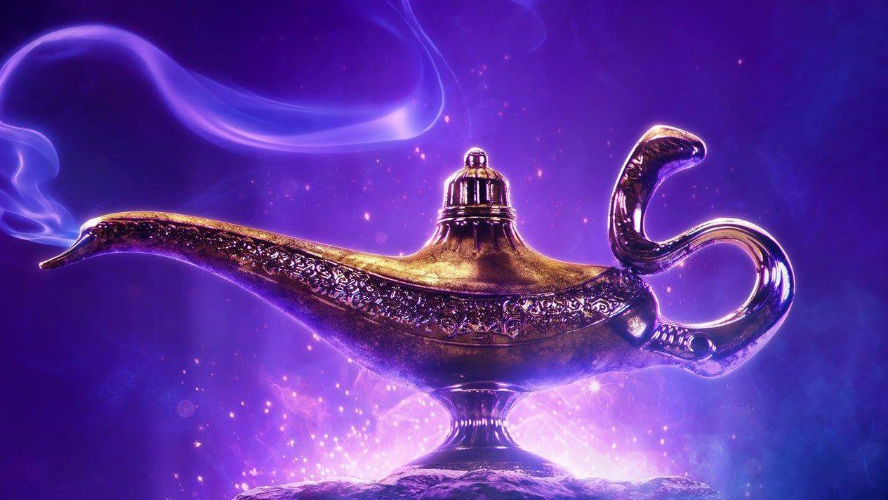 Disney presenta el trailer oficial de Aladdin