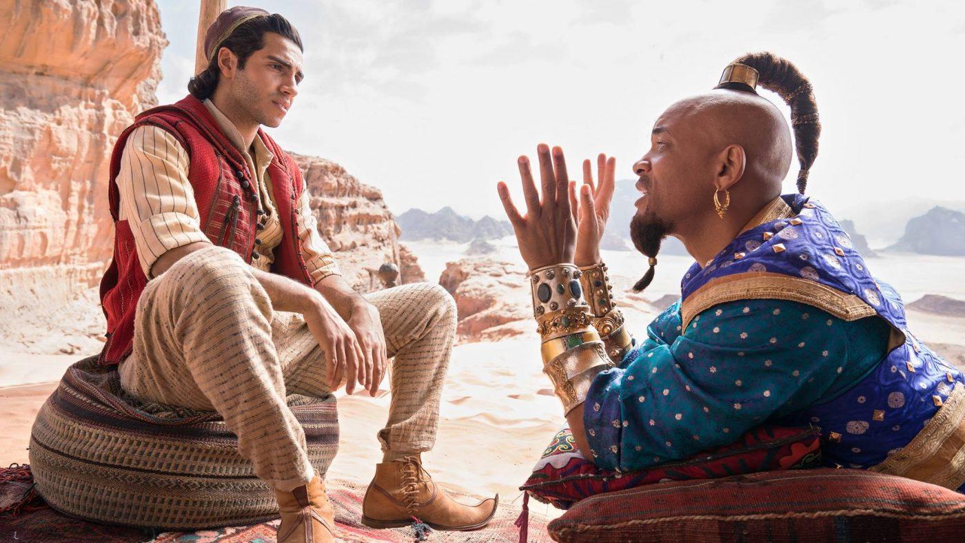 Así luce la nueva versión de Aladdin, el clásico de Disney