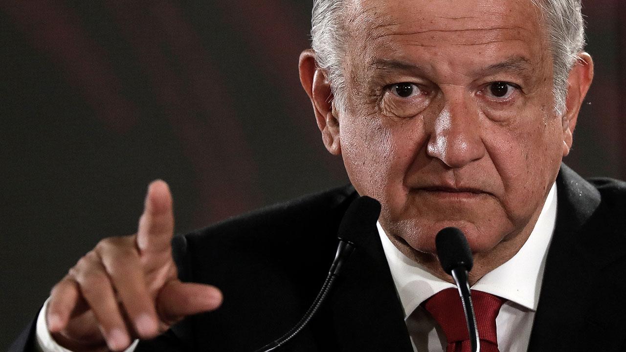 AMLO dice que faltan 25,000 mdp para terminar el tren México-Toluca