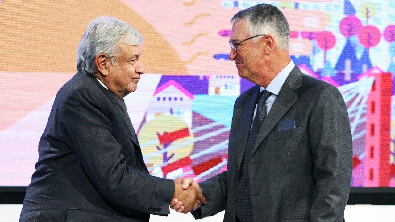 López Obrador confirma cena con empresarios y gobierno de Estados Unidos