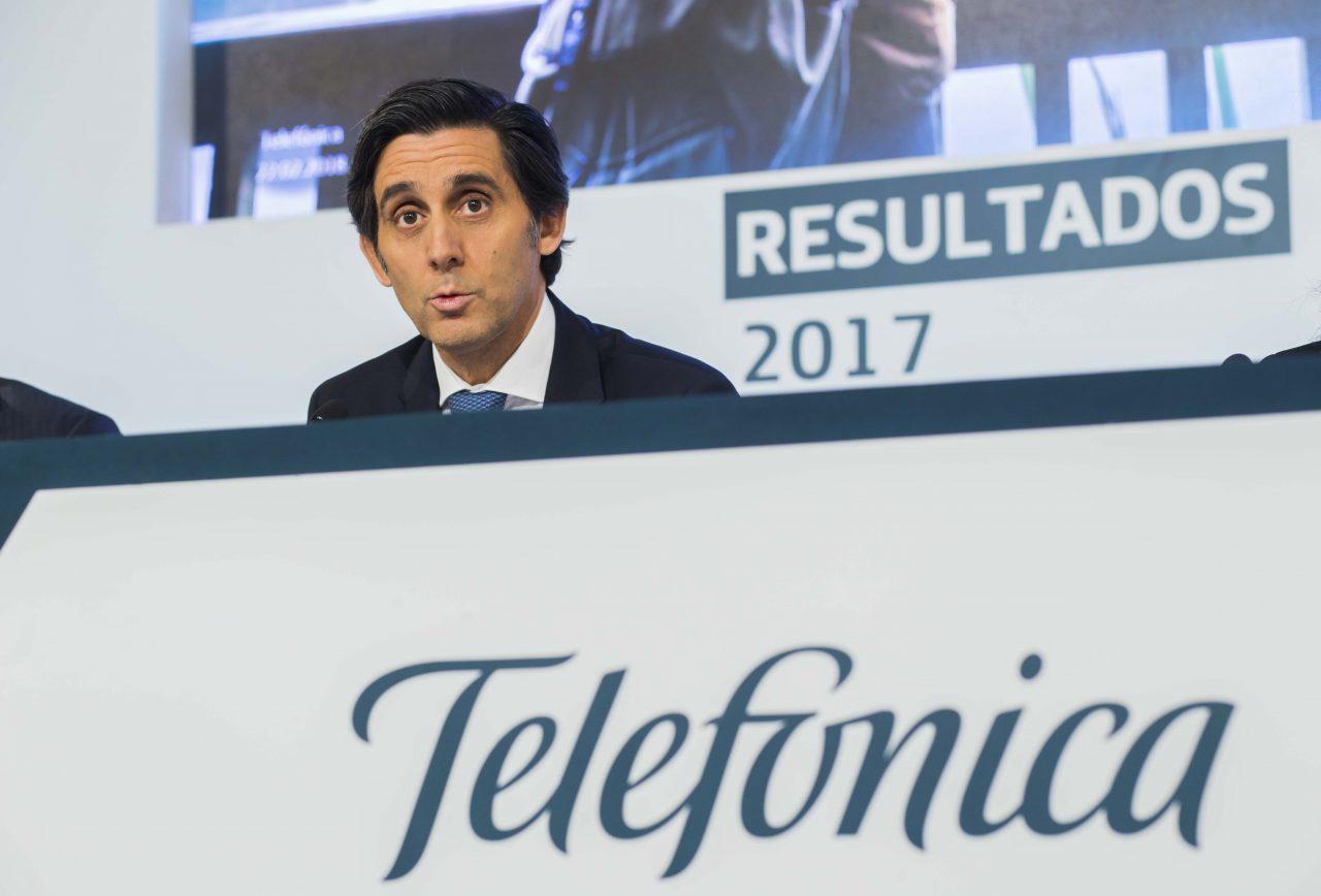 Telefónica convence al mercado tras su pacto con AT&T en México