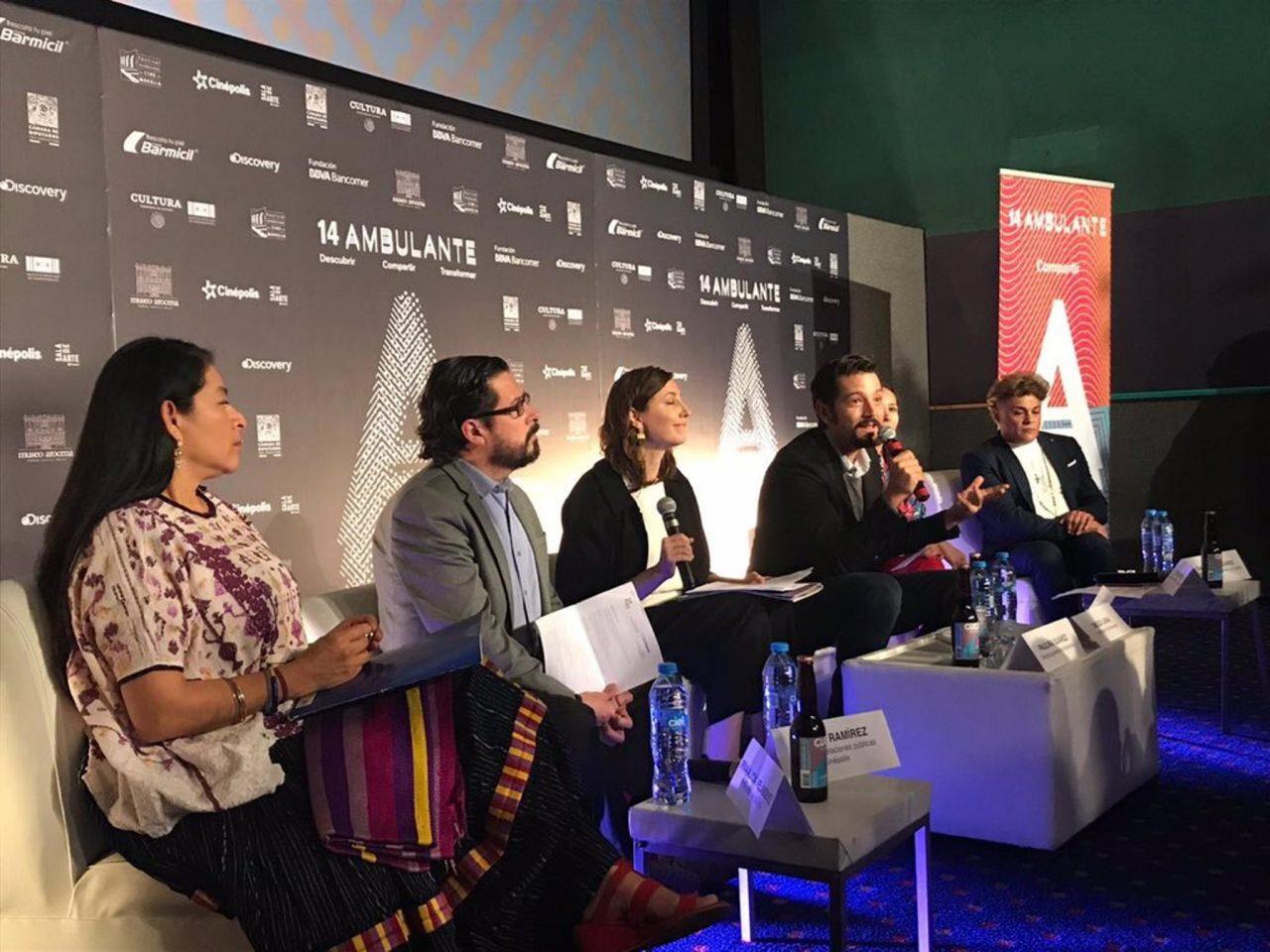'La no ficción ha ganado terreno a la ficción': Diego Luna