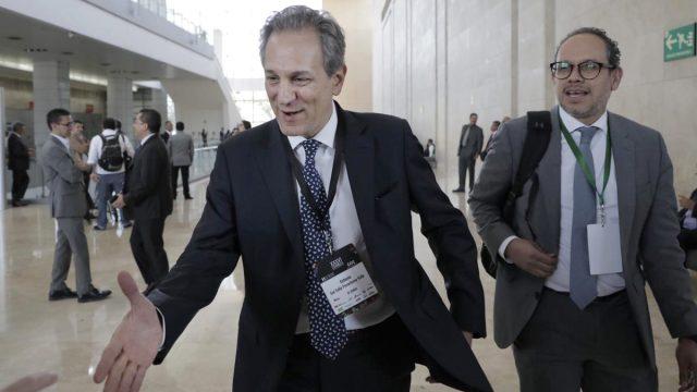 Antonio del Valle. Foto: Fernando Luna Arce/Forbes México.