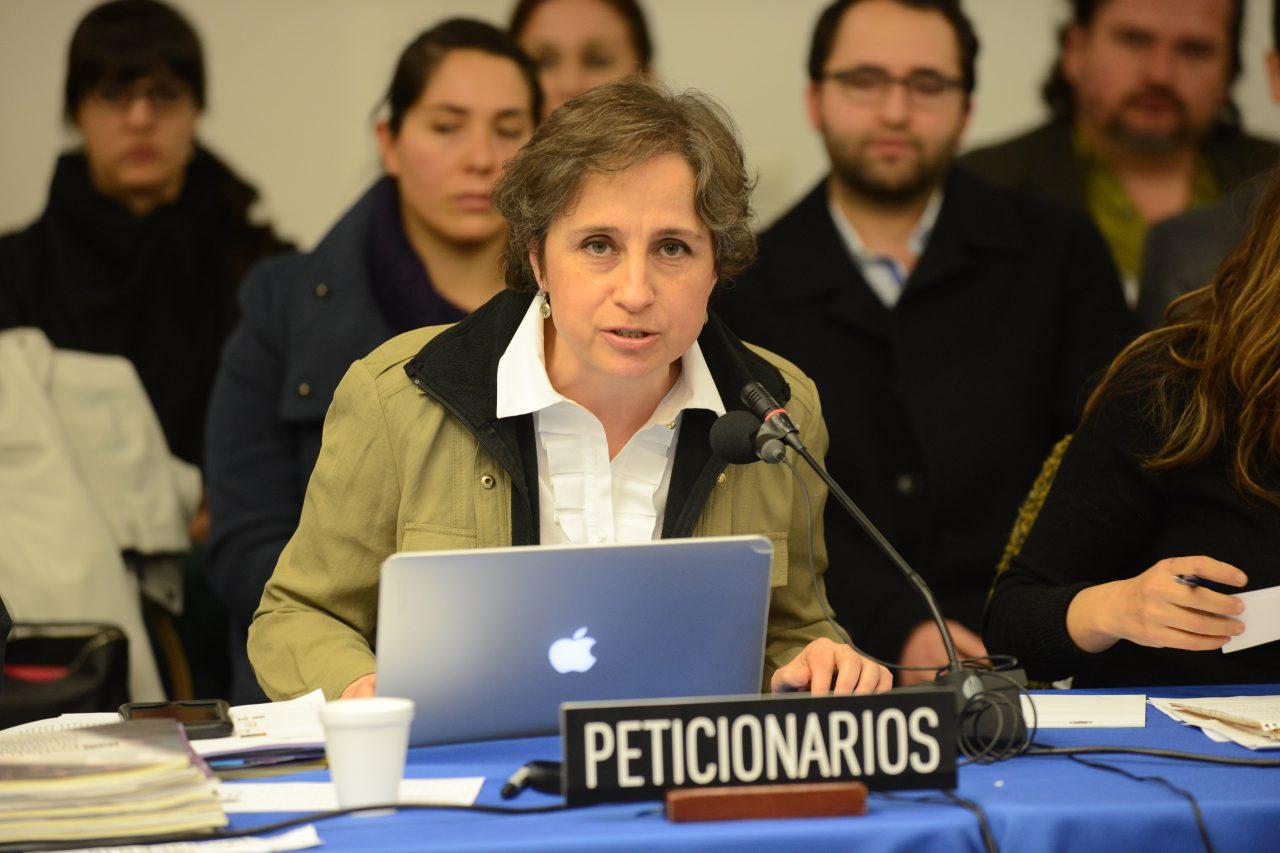 SCJN ampara a Aristegui y resuelve que no difamó a Joaquín Vargas